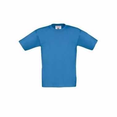 Blauw t-shirt kinderen