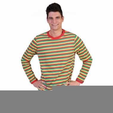 Carnavalskleding shirt dorus heren