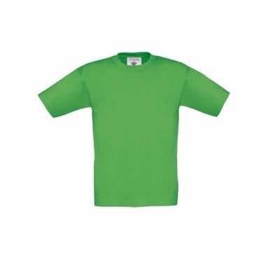Groen t-shirt kinderen
