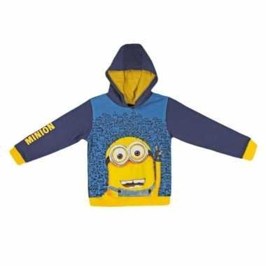 Minions sweatshirt jongens