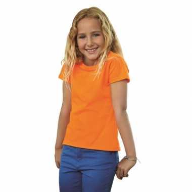Oranje FotL shirt meiden