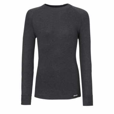 Ten cate antraciet kinder thermo shirt col