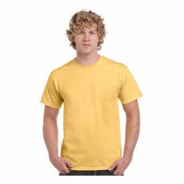 Voordelig gekleurd shirt heren