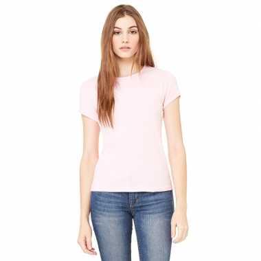 Voordelige licht roze dames shirt hanna