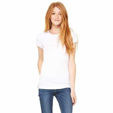 Voordelige witte dames shirt hanna