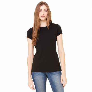 Voordelige zwarte dames shirt hanna
