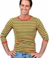 Carnavalskleding dorus shirt heren