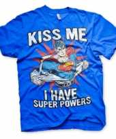 Film shirt i have super powers heren