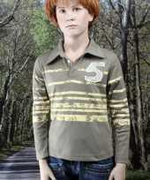 Kinder shirt lange mouwen 10016633