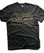 Star wars kleding heren t-shirt