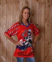 T shirt hollandse leeuw
