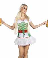 Tiroler heidi oktoberfest damesshirt